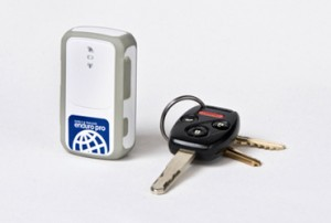 GPS tracker for personal safety