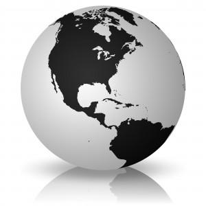 gps tracking earth