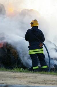 GPS tracking firemen
