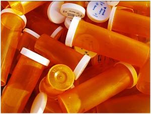 GPS tracking pill bottles