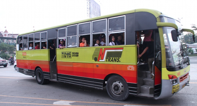 GPS Tracking Bus Philippines