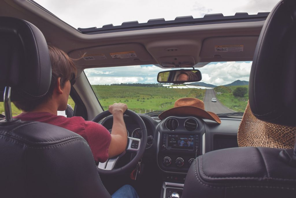 GPS tracking systems are great to have on road trips. They can be used to track the locations of your car, family member, and pets while on vacation.