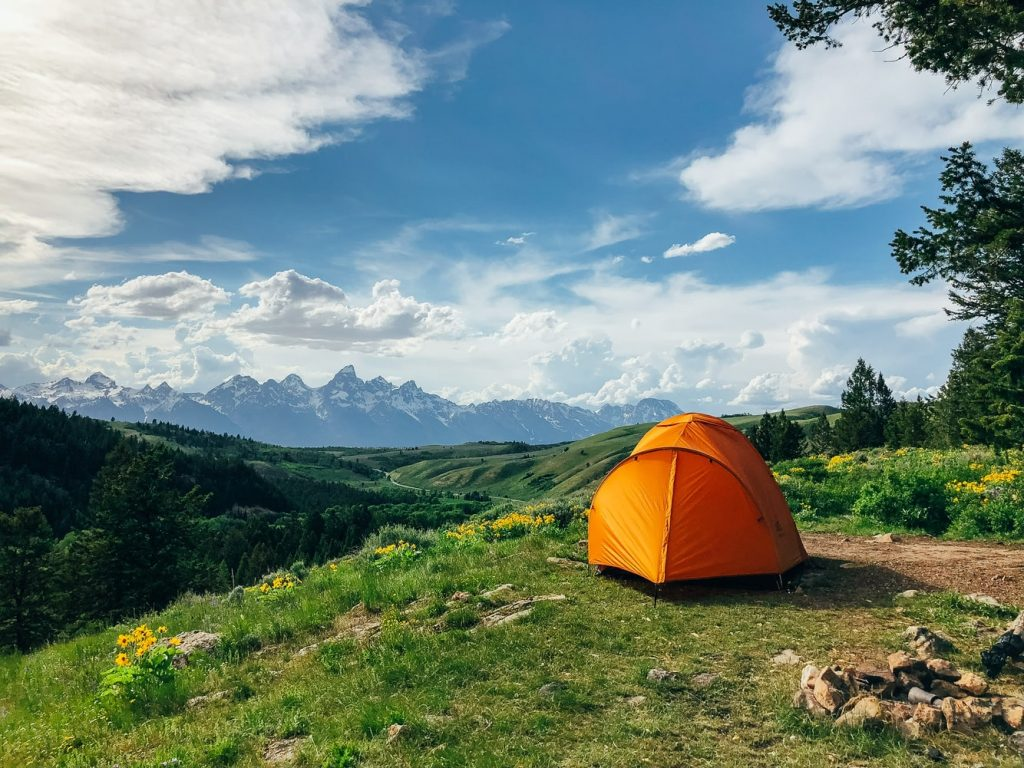 A GPS tracking device is the perfect item to add to your summer camping trip pack list. It will help keep you and your family safe on your adventures!